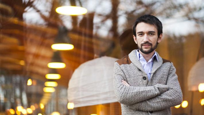 Michael Komarov