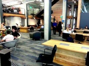Galvanize Coworking Space, San Francisco, USA