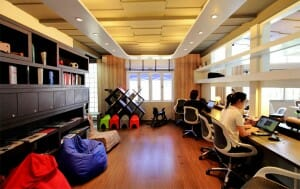 HUBBA coworking space, Bangkok, Thailand