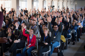 Coworking Europe conference, 2015