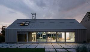 Mokrin House, Serbia