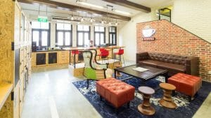 Tribe by Tec coworking