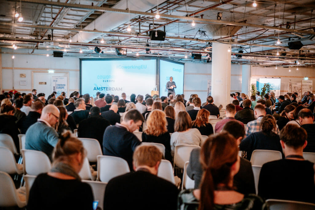 Coworking Europe Conference | Warsaw, 2019 November 13-14-15